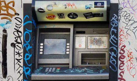 Beware of ATM skimming