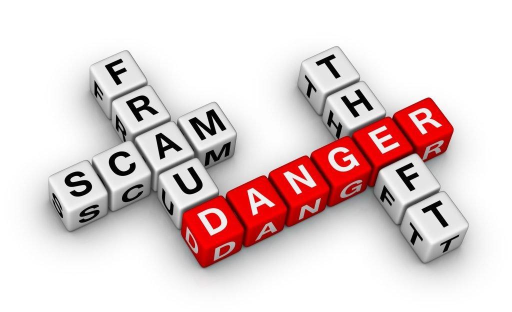 Money Transfer Fraud Scams