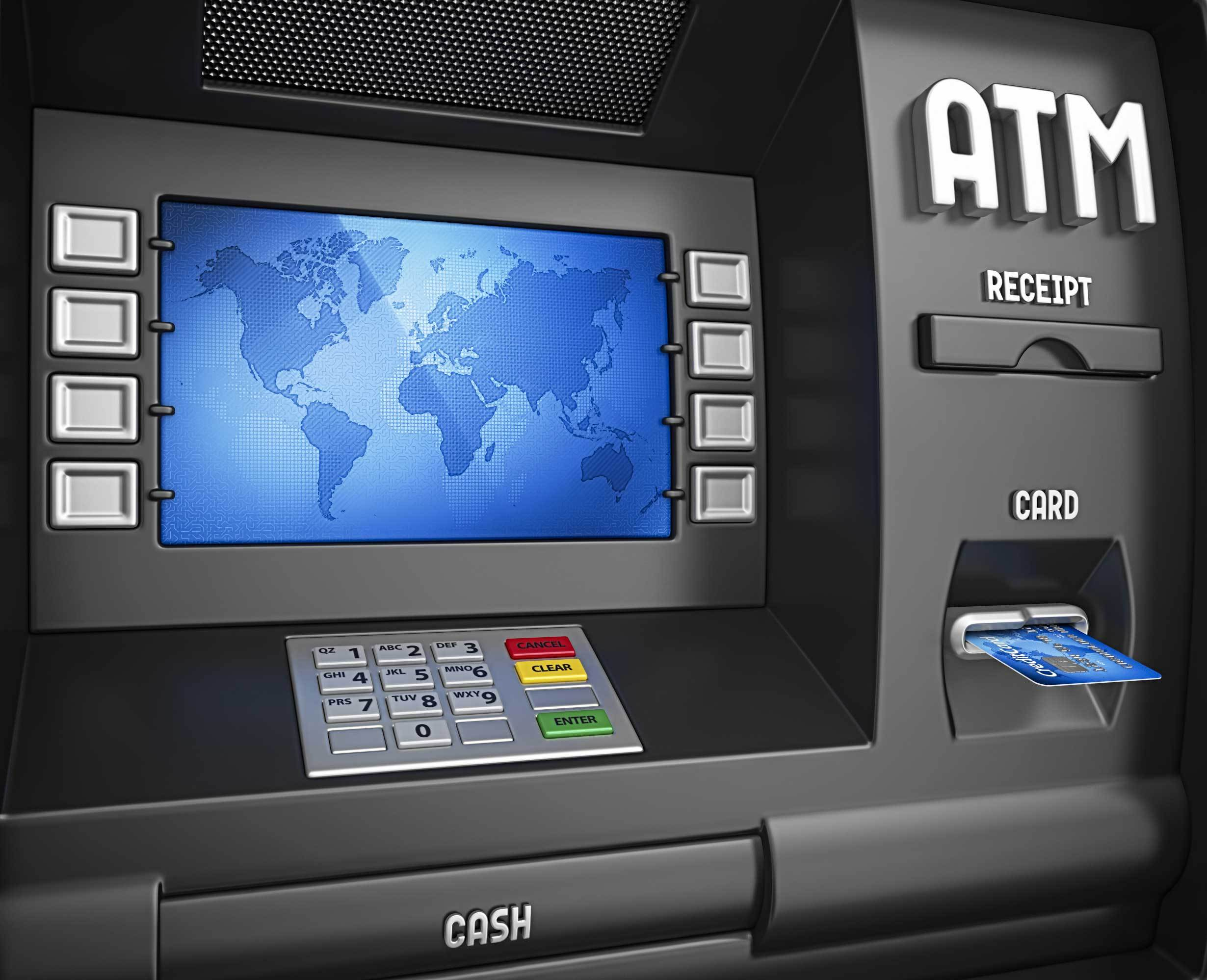 ATM Fraud and how to protecting your money against it
