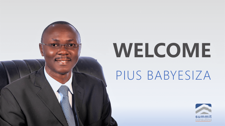 PRESS RELEASE: Summit Consulting appoints a new Director: Pius Babyesiza