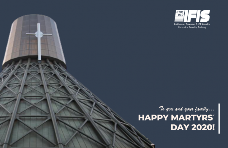 Happy Martyrs Day to you and your family: what are you living for?