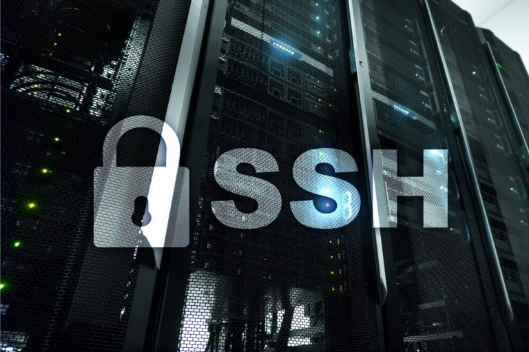 Leveraging SSH for network security